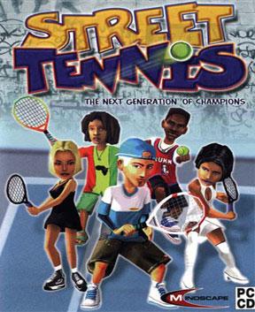 بازی تنیس خیابانی Street Tennis برای کامپیوتر